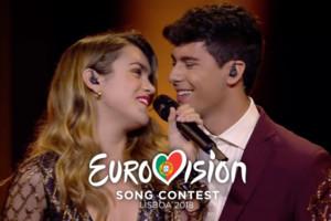 Amaia y Alfred quedan en la 23ª posición en el Festival de Eurovisión 2018 con 61 puntos