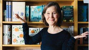 La escritora estadounidense Ann Patchett.