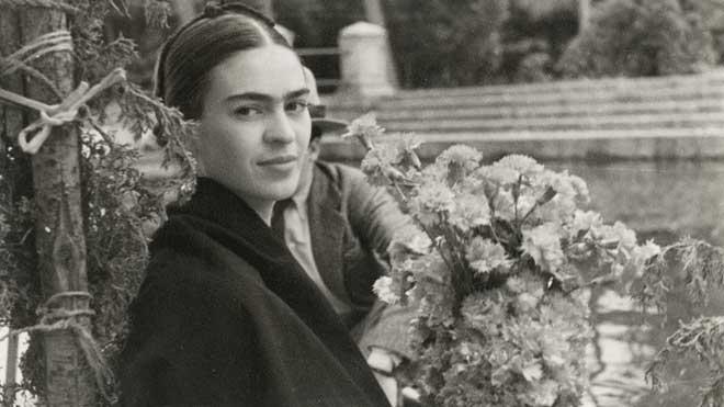 Así sonaba probablemente la voz de Frida Kahlo.