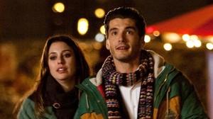 Blanca Suárez y Yon González, en la película Perdiendo el norte.