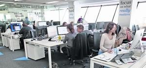 Oficinas de Kantox en Barcelona. Realiza cambio y gestión de divisas para pymes.