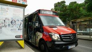 El bus a demanda de Torre Baró arriba a més de 22.000 passatgers en mig any
