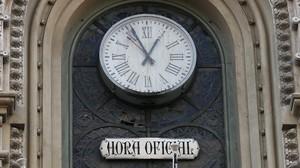 Los relojes deberán adelantar las manecillas la madrugada del próximo 25 de marzo.