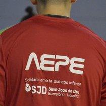 Camisetas solidarias de la AE Penya Esplugues