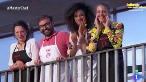 Ketty, Toni, Oxana i Marta, finalistes, de la sisena edició de 'Masterchef'