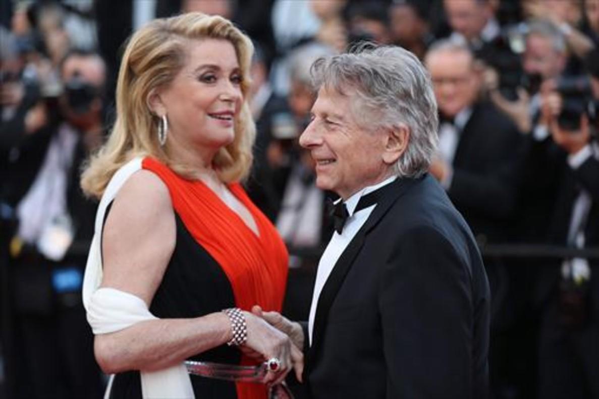Catherine Deneuve y Roman Polanski, críticos con #MeToo.