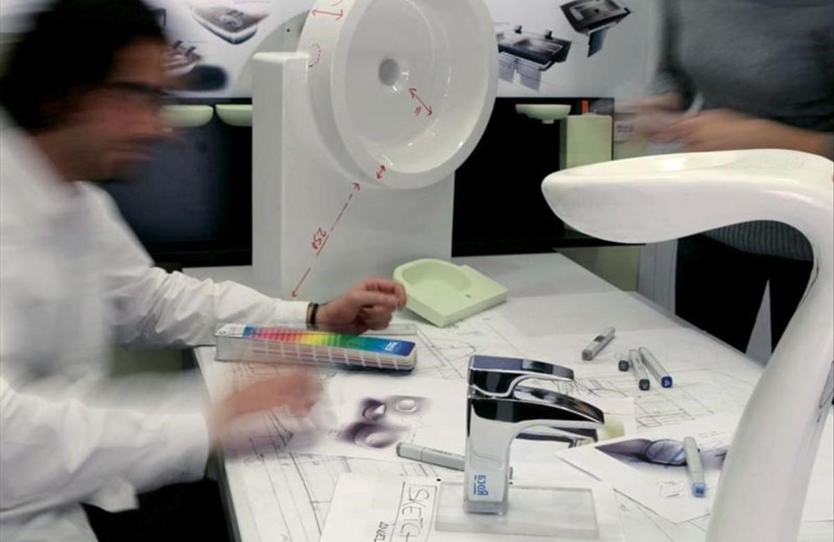Centro de diseño de la empresa Roca.