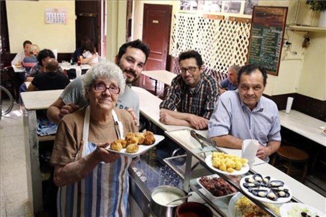 Cinco restaurantes tradicionales de Barcelona que nunca fallan
