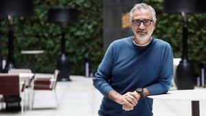 El cineasta Javier Fesser, fotografiado esta semana en Madrid