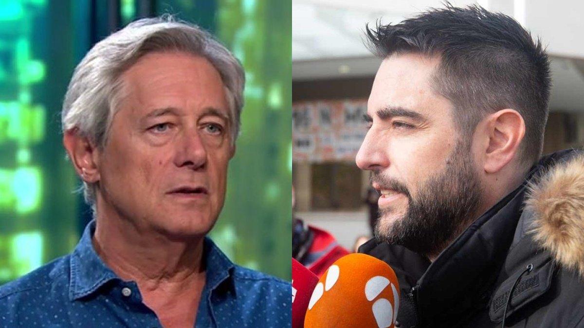 Humoristas de TV3 apoyan Dani Mateo esnifando sus mocos de la bandera