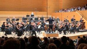 Concierto de Jordi Savall en el Auditori, el viernes 7 de junio