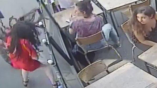 Conmoción en Francia por la agresión machista a una joven en plena calle