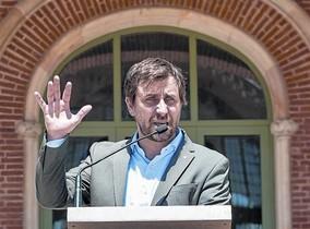 El conseller de Salut, Antoni Comín.