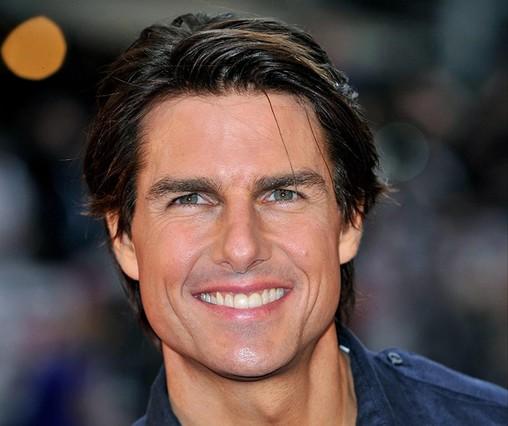 Una imagen de archivo del actor Tom Cruise.