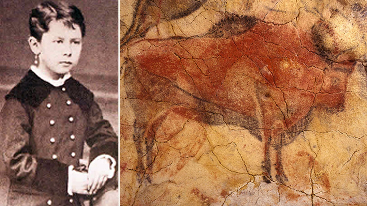 Cova d'Altamira: ¿Qui va ser la nena de 8 anys que va descobrir les pintures prehistòriques?