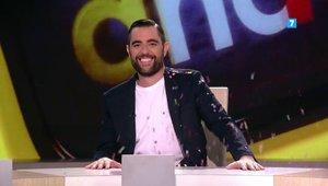 Dani Mateo, nuevo presentador de 'Zapeando', en la nueva promo de laSexta.