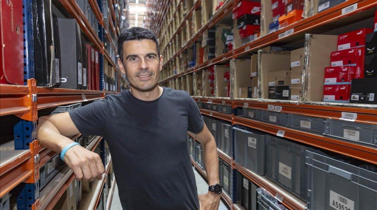 David Martín, fundador de TradeInn.
