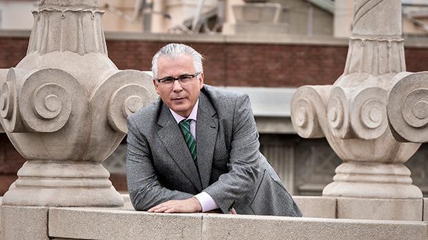 El jurista español repasa el caso Gürtel con EL PERIÓDICO.