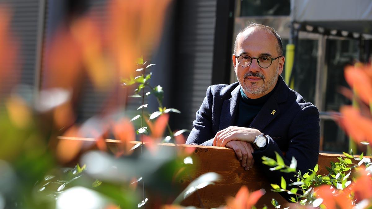 Entrevista con Carles Campuzano.