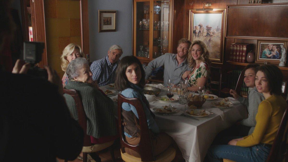 Escena del tercer capítulo de la temporada 20 de 'Cuéntame cómo pasó'.