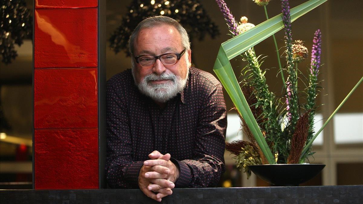 El escritor y filósofo Fernando Savater.