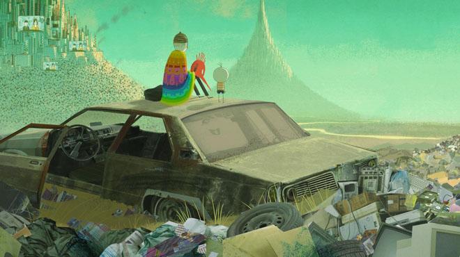 'El niño y el mundo': Formas, colores e imaginación