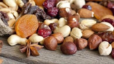 Frutos secos contra la obesidad
