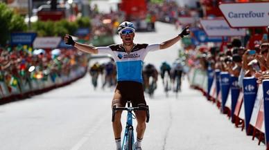 Una Vuelta a España bajo el control (casi) de Valverde