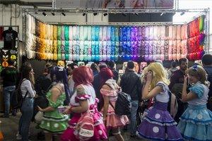 El Saló del Manga de Barcelona bat rècords amb 150.000 assistents