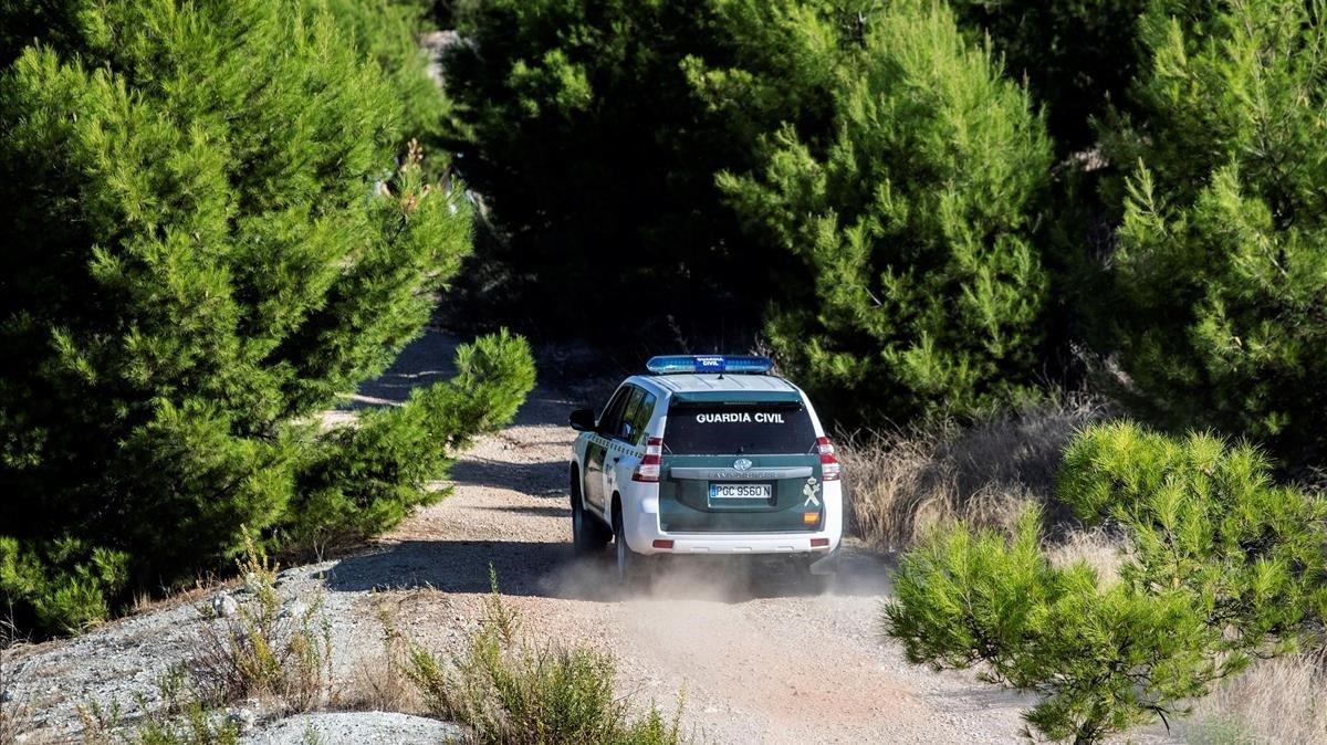 Operativo de búsqueda para encontrar a la joven desaparecida en Rivas Vaciamadrid