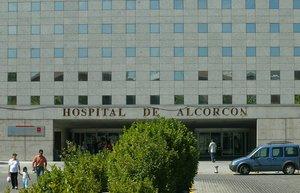 Hospital de Alcorcón.