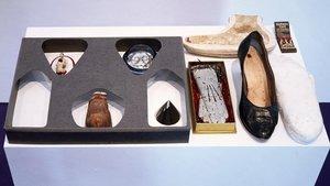 La obra Bandeja de objetos, de 1936.