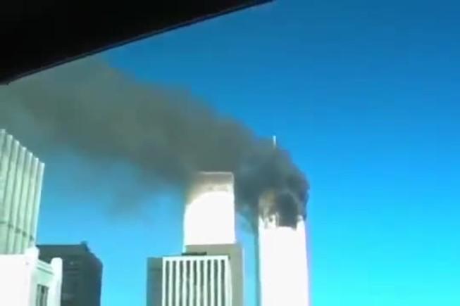 Imatges inèdites de latac terrorista de l11-S a Nova York.