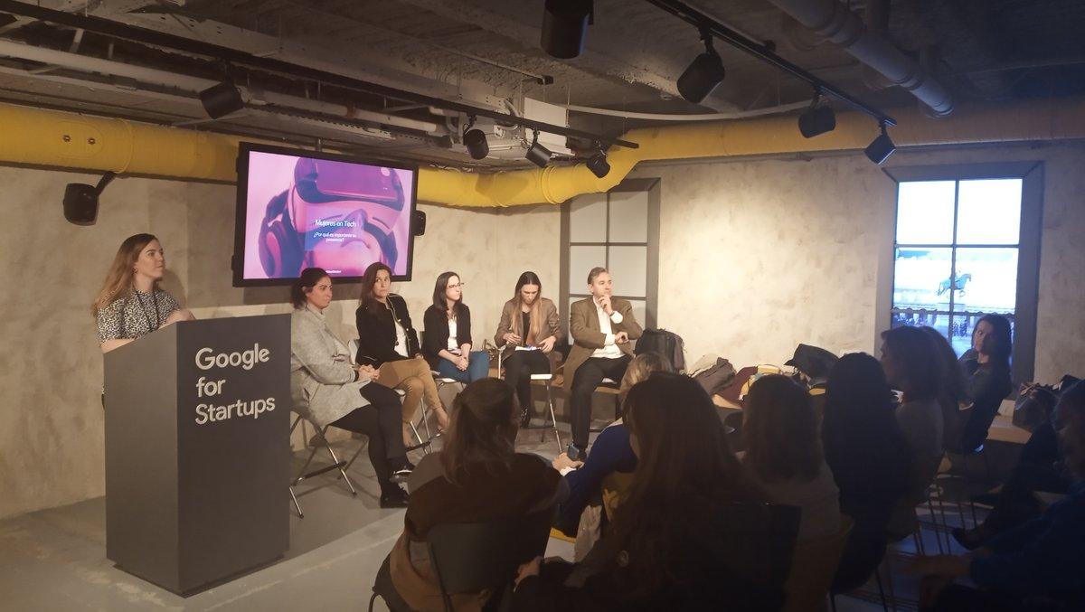 Las empresas tecnológicas reclaman más referentes femeninos