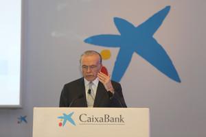 Isidre Fainé, presidente de Caixabank.