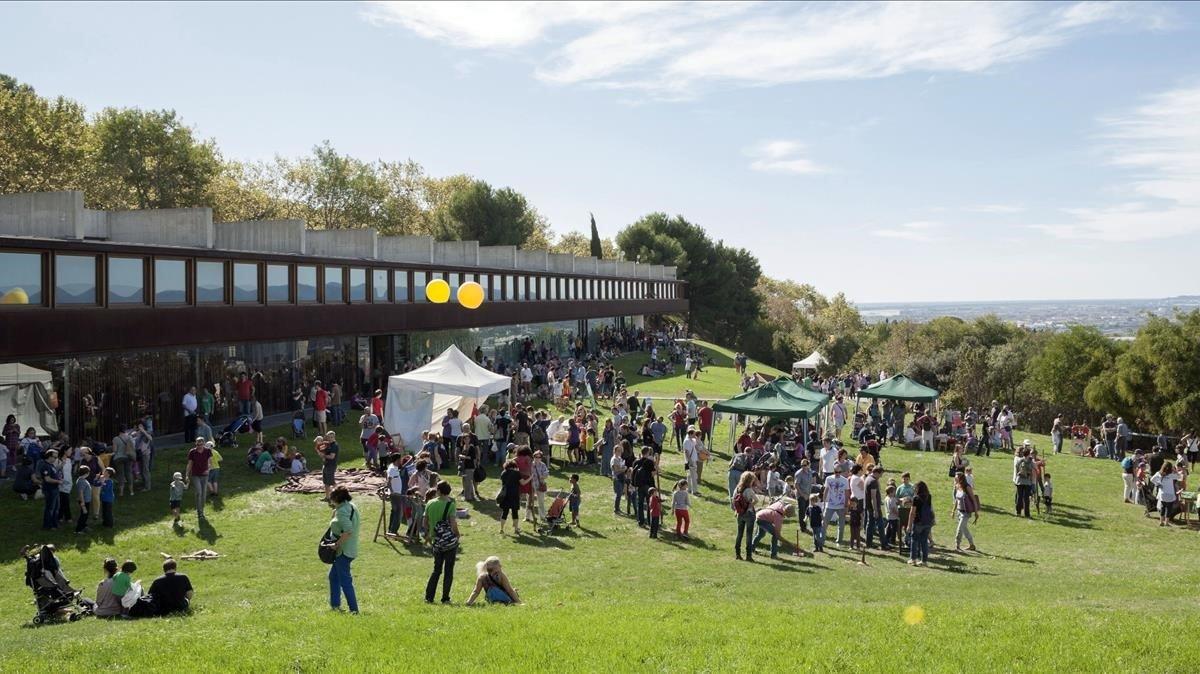 El Jardí Botànic celebra su 20º aniversario