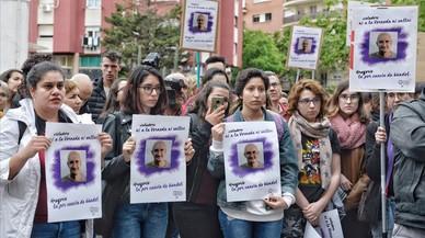 La Verneda se manifiesta contra la puesta en libertad de Gregorio Cano