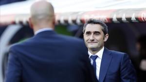 Valverde, l'arquitecte del nou Barça