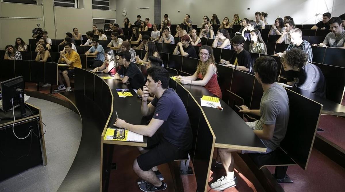 La Pompeu Fabra és la millor universitat d'Espanya, segons l'U-Rànquing