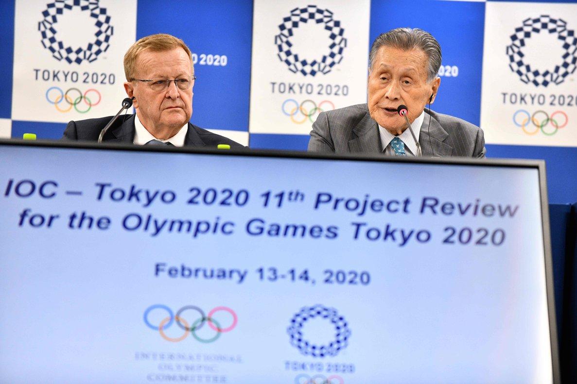 El COI no es planteja traslladar els Jocs de Tòquio