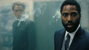 John David Washington y Robert Pattinson, en 'Tenet'