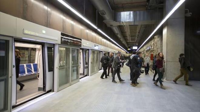 Un metro al aeropuerto, ¡qué suerte!