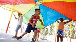 Los niños constituyen un colectivo de atención prioritaria del programa de ayudas de la Obra Social La Caixa.