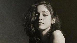 Madonna, con 19 años.