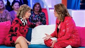 """María Teresa Campos desprecia a 'Sálvame' y se declara fan de las tardes de Antena 3: """"Veo 'Puente viejo"""""""