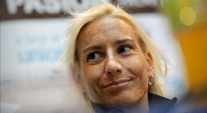 Marta Domínguez pierde una demanda contra su dopaje en Palencia