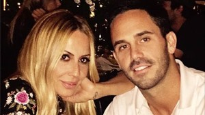 Marta Sánchez comparte la primera foto con su nuevo amor, Casey Ustick, un analista financiero al que conoció en Miami..