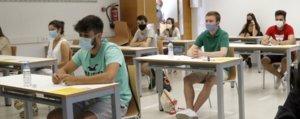Más del 94% de los estudiantes presentados supera las pruebas de acceso a la universidad
