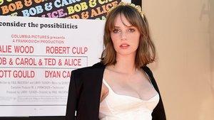 Maya Hawke, durante el estreno en Los Ángeles de 'Érase una vez en Hollywood', el pasado julio.