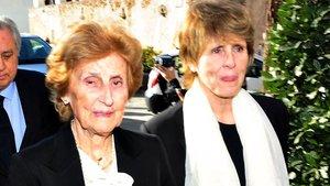 Muere Mercedes Mencos, madre de Mercedes Milá